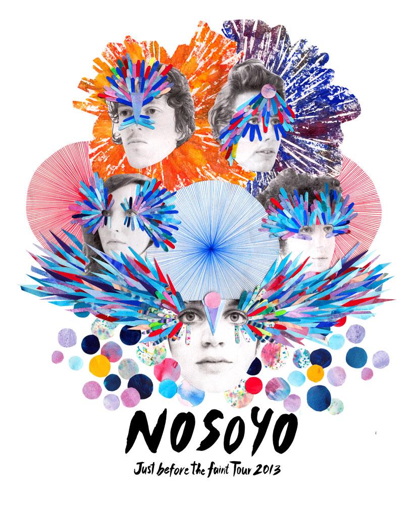 Nosoyo 2013 Tour Poster